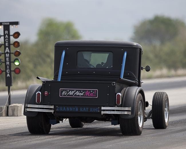 sally racing